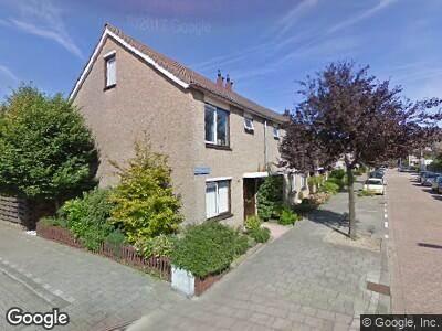 Ambulance met grote spoed naar Marjorystraat in Hoek van Holland