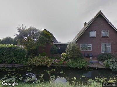 Brandweer met grote spoed naar Graafdijk in Lopik vanwege gebouwbrand
