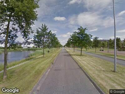 Ambulance naar Nieuwe Molenaarslaan in Hoofddorp vanwege verkeersongeval