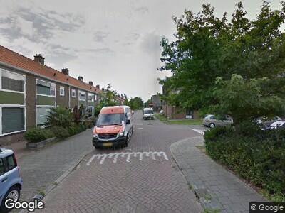 Ambulance met gepaste spoed naar Van Speijkstraat in Wormerveer