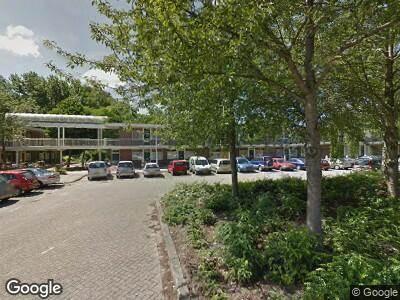 Ambulance met gepaste spoed naar Van Moorselstraat in Rotterdam