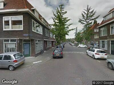 Ambulance met gepaste spoed naar Sweelinckstraat in Vlaardingen