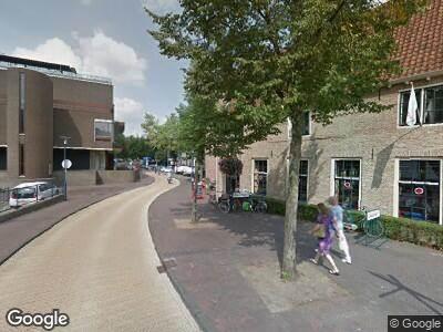 Brandweer met grote spoed naar Stadhuisplein in Amersfoort vanwege afgaan automatisch brandalarm