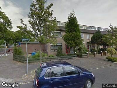 Brandweer met grote spoed naar Zambesidreef in Utrecht vanwege gebouwbrand