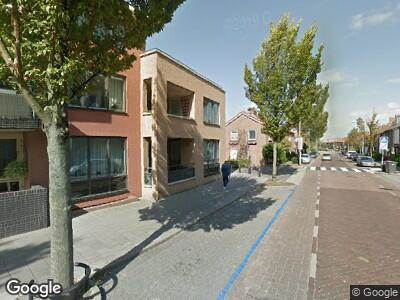 Ambulance met grote spoed naar Acaciastraat in Monster
