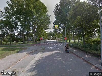 Brandweer met grote spoed naar J.S. Bachweg in Almere