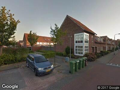 Ambulance met grote spoed naar J.B. van den Hamstraat in Culemborg