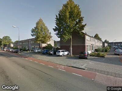 Ambulance met gepaste spoed naar Kooikersweg in 's-Hertogenbosch