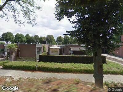 Ambulance met gepaste spoed naar Loyenbos in Nederweert-Eind