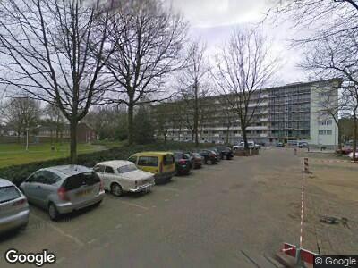 Ambulance met gepaste spoed naar Kwendelhof in Tilburg