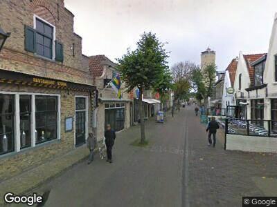 Brandweer met grote spoed naar Torenstraat in West-Terschelling