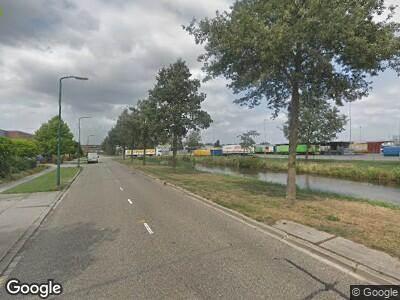 Brandweer met gepaste spoed naar Finse golf in Woerden vanwege brand