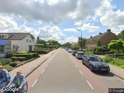 Politie naar Bozenhoven in Mijdrecht vanwege aanrijding met letsel