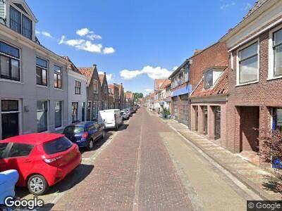 Ambulance naar Noordeinde in Monnickendam
