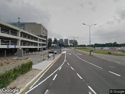 Brandweer met gepaste spoed naar P Debyelaan in Maastricht
