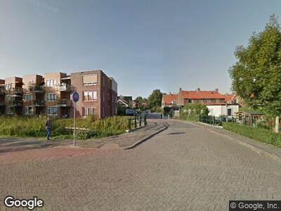 Ambulance naar Bosstraat in Obdam vanwege ongeval met letsel