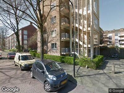 Ambulance met grote spoed naar Dr. H. Colijnlaan in Rijswijk