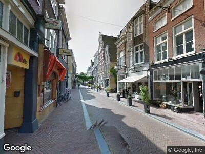 Brandweer met gepaste spoed naar Sint Jacobsstraat in Leeuwarden
