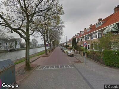 Politie met grote spoed naar Nassaukade in Rijswijk vanwege ongeval met letsel