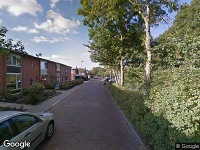 Brandweer met grote spoed naar Leeuwenburgstraat in Groningen