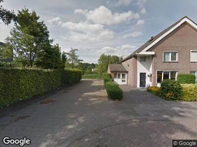 Politie met grote spoed naar Kinderdijkstraat in Tilburg