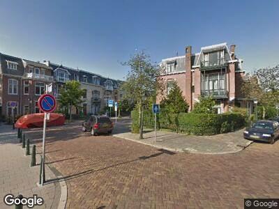 Ambulance met gepaste spoed naar Rusthoekstraat in 's-Gravenhage
