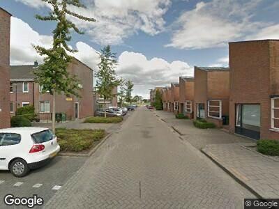 Brandweer met grote spoed naar Hendrik Copijnstraat in IJsselstein