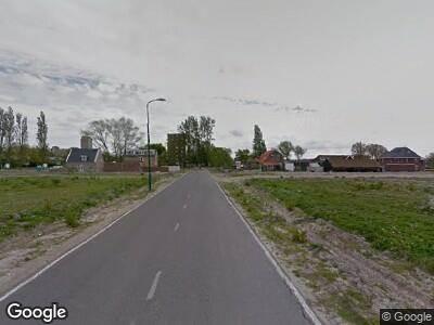 Ambulance met grote spoed naar Menagerie in Rijswijk