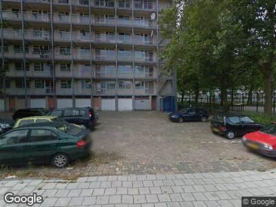 Ambulance met gepaste spoed naar Milaanstraat in Haarlem