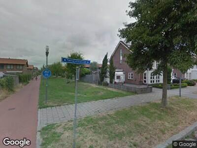 Ambulance met grote spoed naar Terracottastraat in Nijmegen