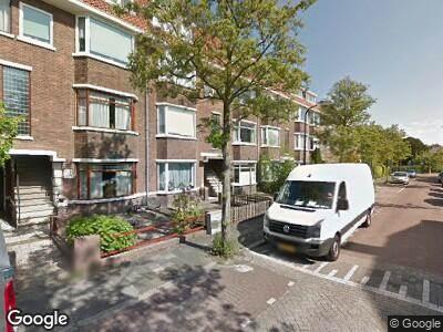 Ambulance met gepaste spoed naar Sparrelaan in Rijswijk