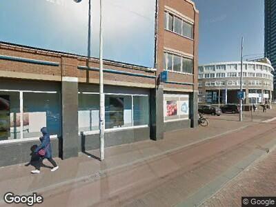 Ambulance met grote spoed naar Stationsplein in 's-Gravenhage