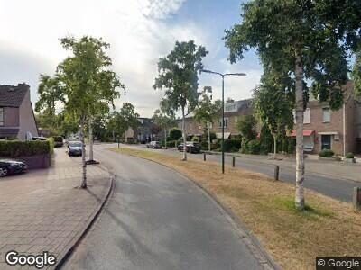 Ambulance met gepaste spoed naar Kleyn Proffijtlaan in Oegstgeest