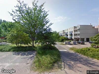 Politie naar Grietenij 12 in Lelystad vanwege aanrijding met letsel