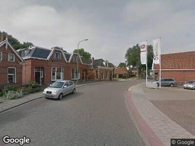 Politie met grote spoed naar Koningstraat in Appingedam vanwege ongeval met letsel