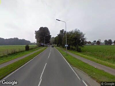 Brandweer met grote spoed naar Fregatweg in Maastricht vanwege brand
