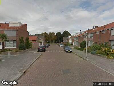 Brandweer met grote spoed naar Generaal van Haersoltelaan in Eindhoven