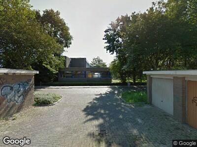 Brandweer met gepaste spoed naar Henry Dunantlaan in Middelburg