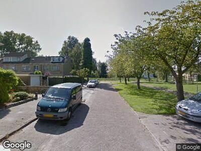 Ambulance met gepaste spoed naar Jan van Goyenstraat in Heerhugowaard