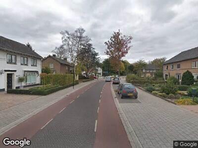 Politie naar Jan van Cuijkstraat in Cuijk vanwege ongeval met letsel
