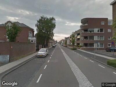 Brandweer met grote spoed naar Holzstraat in Kerkrade