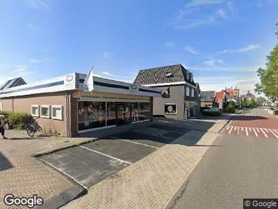 Ambulance met grote spoed naar Dorpsstraat in Obdam