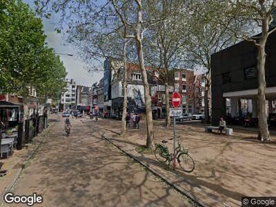 Brandweer met grote spoed naar Rademarkt in Groningen vanwege brand