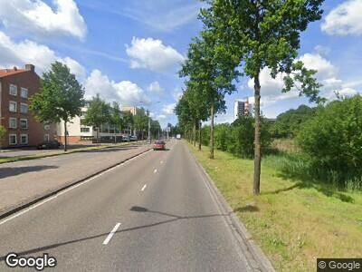 Brandweer met gepaste spoed naar Ringweg-Koppel in Amersfoort vanwege een liftopsluiting