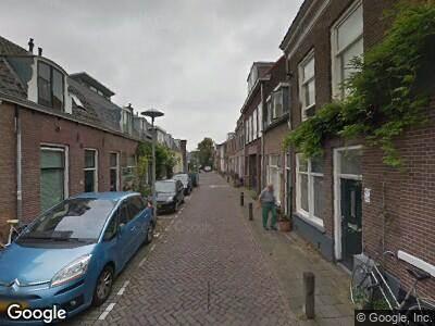 Brandweer met gepaste spoed naar Kapelstraat in Utrecht