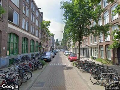 Besteld ambulance vervoer naar Sint Willibrordusstraat in Amsterdam