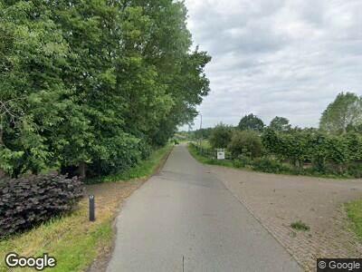 Politie naar Zalkerdijk in Zwolle vanwege aanrijding met letsel
