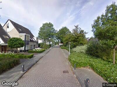 Brandweer met gepaste spoed naar Biezenveld in Meppel