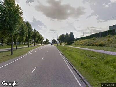 Politie naar Middendreef in Lelystad vanwege aanrijding met letsel