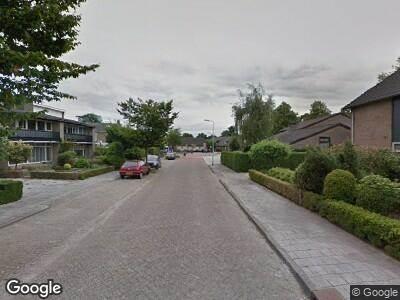 Politie naar Goudsbloemstraat in Rosmalen vanwege ongeval met letsel
